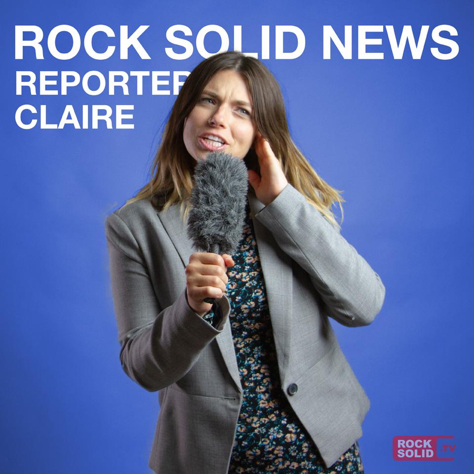 Reporter-Claire